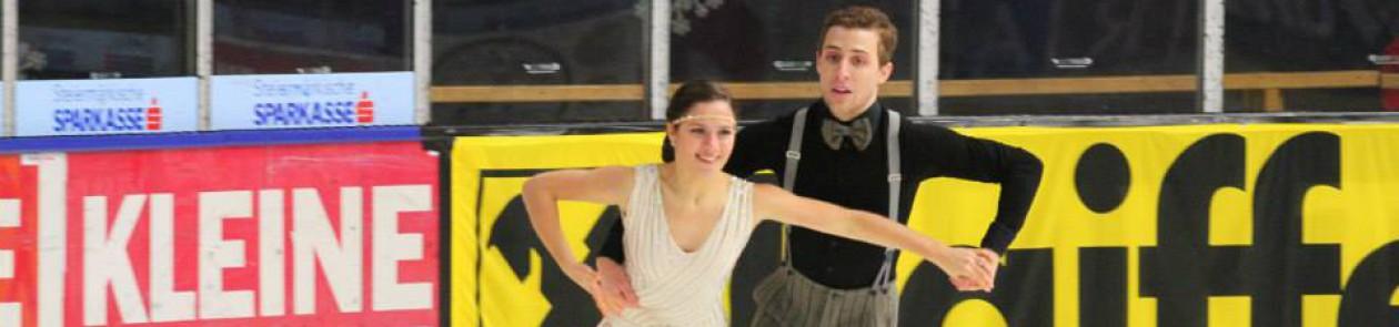 Ghislandi Ortenzi, danzatori sul ghiaccio